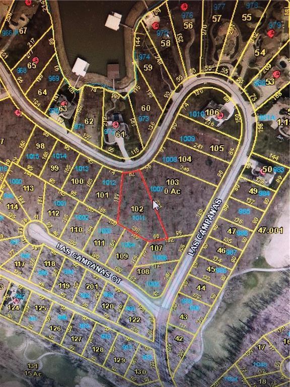 1011 Las Campanas, Porto Cima, MO 65079 (MLS #3503716) :: Coldwell Banker Lake Country