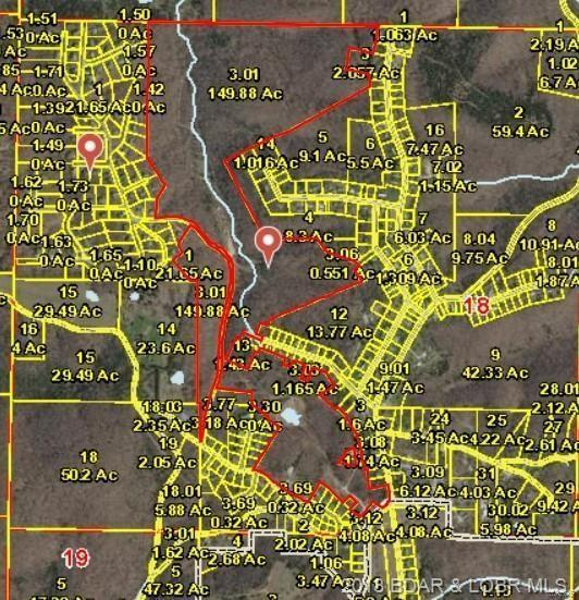 150 Acres - Lynwood Road, Waynesville, MO 65583 (MLS #3507196) :: Coldwell Banker Lake Country