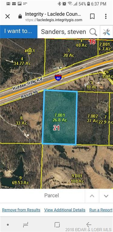 tbd Route 66, Richland, MO 65556 (MLS #3508961) :: Coldwell Banker Lake Country