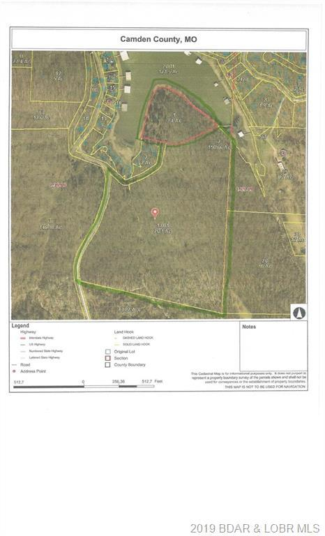 TBD Adkins Road, Climax Springs, MO 65324 (MLS #3515124) :: Coldwell Banker Lake Country