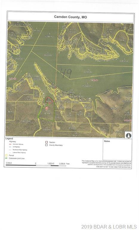 TBD Adkins Road, Climax Springs, MO 65324 (MLS #3515227) :: Coldwell Banker Lake Country