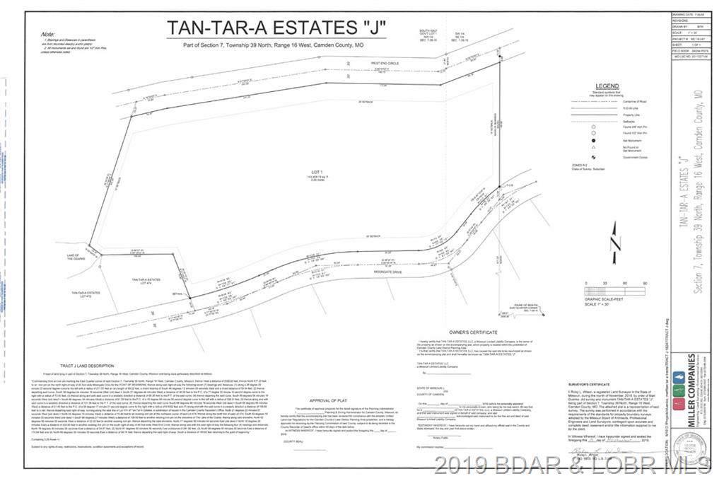 Tan Tar A Estates Tract J - Photo 1