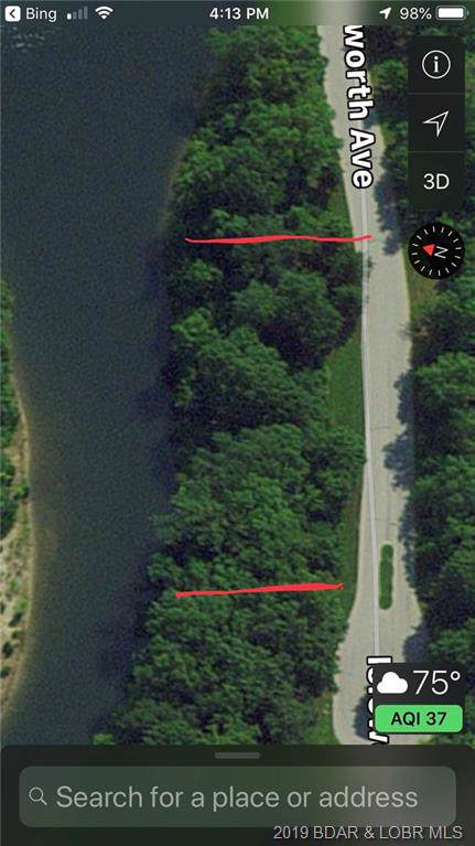 Lot 20 and 21 Isleworth Avenue, Lake Ozark, MO 65049 (MLS #3519691) :: Coldwell Banker Lake Country