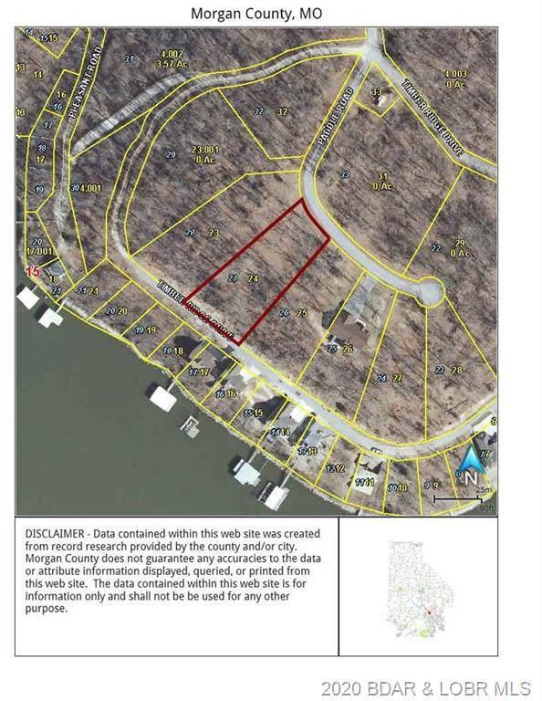 TBD Paddle (Lot 27) Road, Versailles, MO 65084 (MLS #3523729) :: Coldwell Banker Lake Country