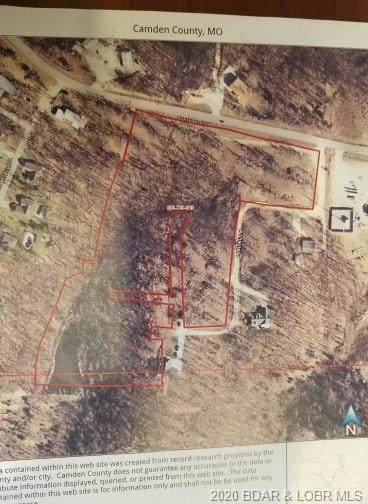 Y Road, Linn Creek, MO 65065 (MLS #3526886) :: Coldwell Banker Lake Country