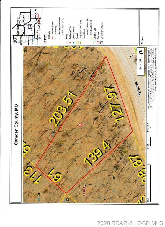 Lot 172 Navajo Road, Four Seasons, MO 65049 (MLS #3530289) :: Coldwell Banker Lake Country