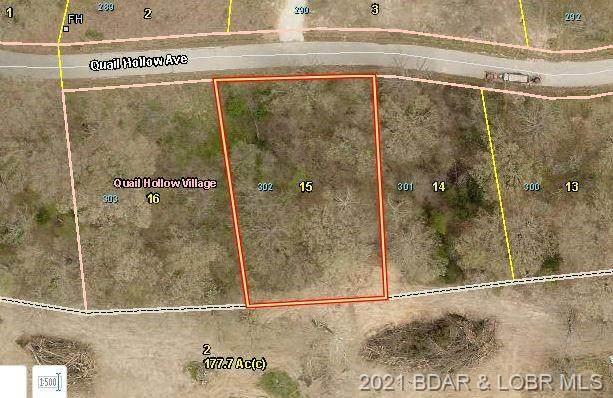 Lot 302 Quail Hollow Avenue, Lake Ozark, MO 65049 (#3531937) :: Matt Smith Real Estate Group
