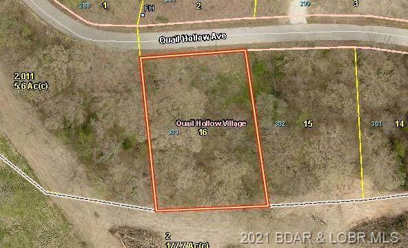 Lot 303 Quail Hollow Avenue, Lake Ozark, MO 65049 (#3531938) :: Matt Smith Real Estate Group
