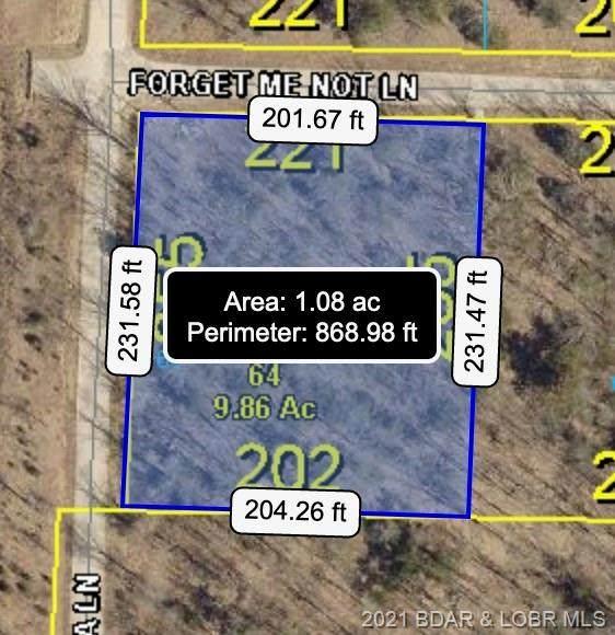 Lot 65 Tonka Villa Estates, Camdenton, MO 65020 (MLS #3537877) :: Columbia Real Estate