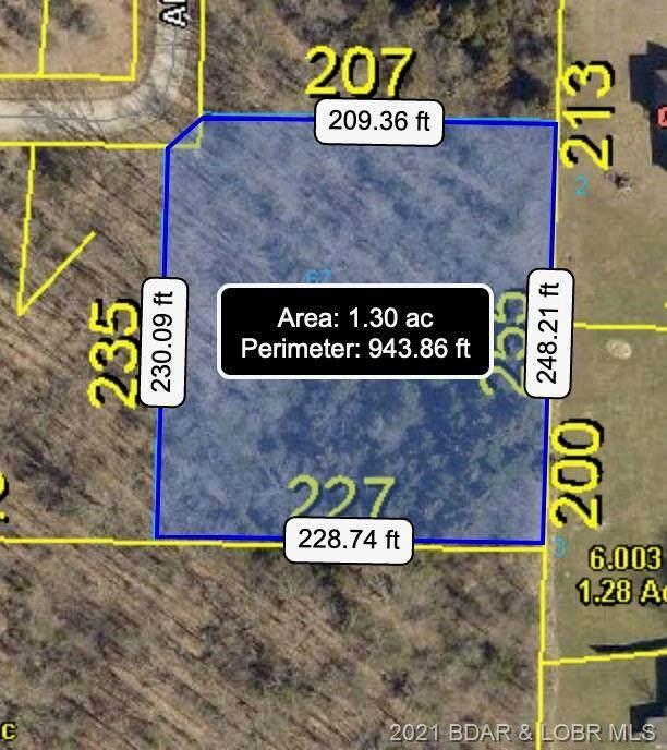 Lot 67 Tonka Villa Estates, Camdenton, MO 65020 (MLS #3537880) :: Columbia Real Estate