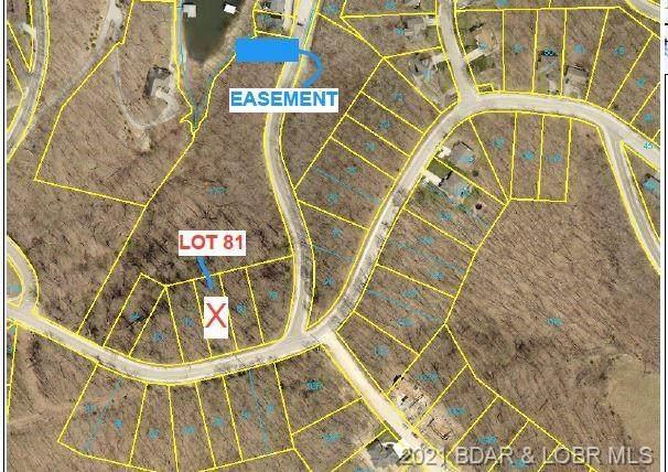 Lot 81 Carol Road, Lake Ozark, MO 65049 (MLS #3538429) :: Columbia Real Estate