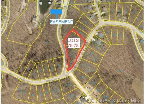 Lots 75-78 Carol Road, Lake Ozark, MO 65049 (MLS #3538431) :: Columbia Real Estate