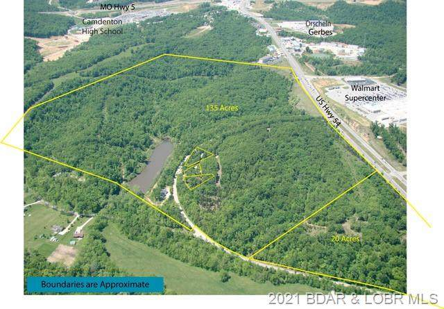 467 Willow Creek Drive, Camdenton, MO 65020 (MLS #3538451) :: Coldwell Banker Lake Country