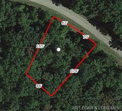 Lot 1252 Spring Creek Drive, Sunrise Beach, MO 65079 (MLS #3538587) :: Columbia Real Estate