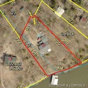 1340 Triple Cove Lane, Climax Springs, MO 65324 (MLS #3539417) :: Columbia Real Estate