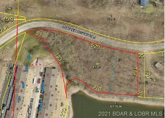 Lakeview Resort Boulevard, Sunrise Beach, MO 65079 (MLS #3539932) :: Coldwell Banker Lake Country