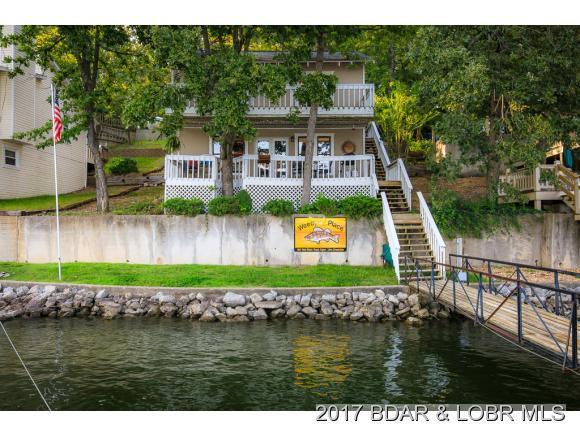 150 Tara Racetrack Cove Cove, Linn Creek, MO 65052 (MLS #3125545) :: Coldwell Banker Lake Country
