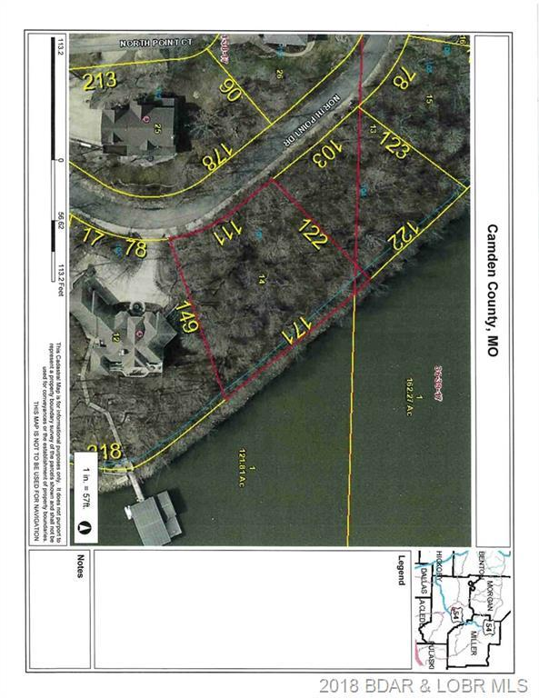 103 North Point Drive, Camdenton, MO 65020 (MLS #3503926) :: Coldwell Banker Lake Country