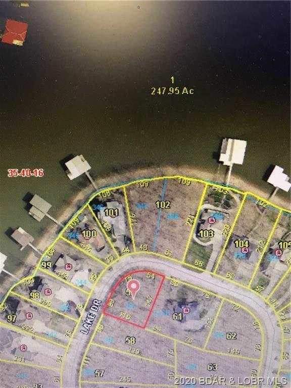 Lot 292 Lake Drive, Porto Cima, MO 65079 (MLS #3522165) :: Century 21 Prestige