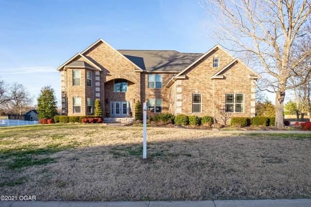 915 W Briarbrook Lane, Carl Junction, MO 64834 (MLS #210150) :: Davidson Group