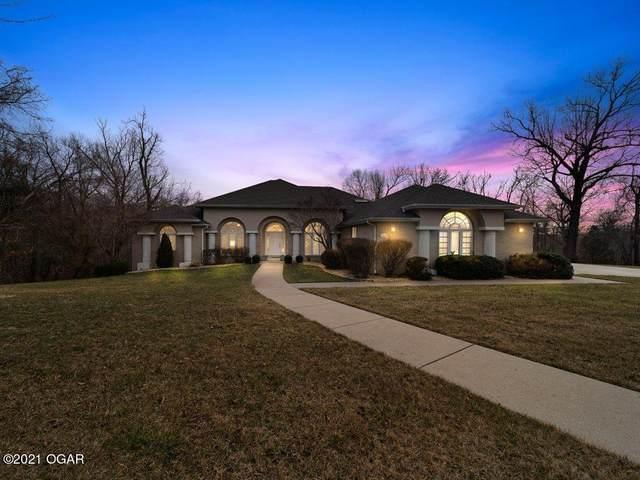1020 Carrington Terrace, Joplin, MO 64804 (MLS #210408) :: Davidson Group