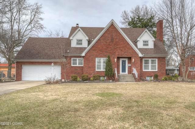 410 Winwood Drive, Pittsburg, KS 66762 (MLS #210463) :: Davidson Group