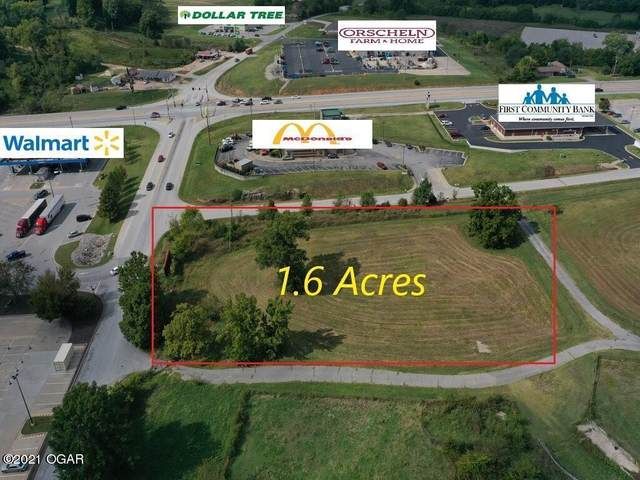 95 Commercial Drive, Pineville, MO 64856 (MLS #210479) :: Davidson Group