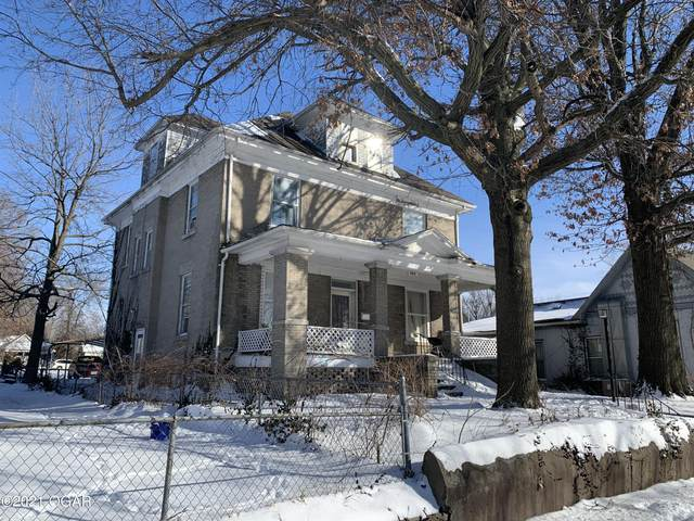 217 S Oronogo Street, Webb City, MO 64870 (MLS #210632) :: Davidson Group