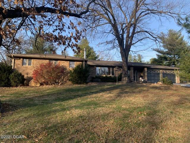 1860 Ridgewood Road, Neosho, MO 64850 (MLS #210694) :: Davidson Group