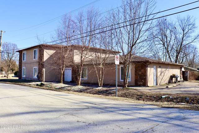 202 E Allen, Carl Junction, MO 64834 (MLS #210716) :: Davidson Group