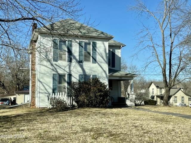 1101 Sycamore Street, Carthage, MO 64836 (MLS #210762) :: Davidson Group