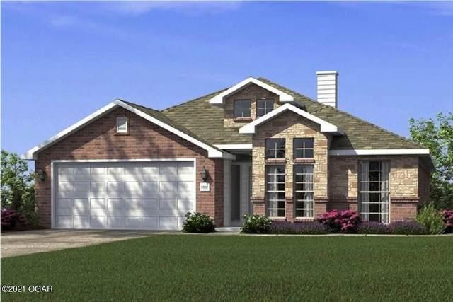805 Delaney Drive, Carl Junction, MO 64834 (MLS #210776) :: Davidson Group