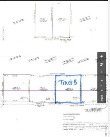 Tract 5 Hickory Dr, Carthage, MO 64836 (MLS #210787) :: Davidson Group