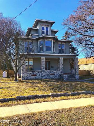 28 S Webb Avenue, Webb City, MO 64870 (MLS #210801) :: Davidson Group