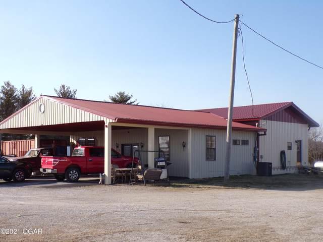 1801 W 7th Street, Galena, KS 66739 (MLS #210852) :: Davidson Group
