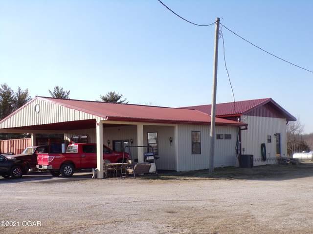 1801 W 7th Street, Galena, KS 66739 (MLS #210853) :: Davidson Group