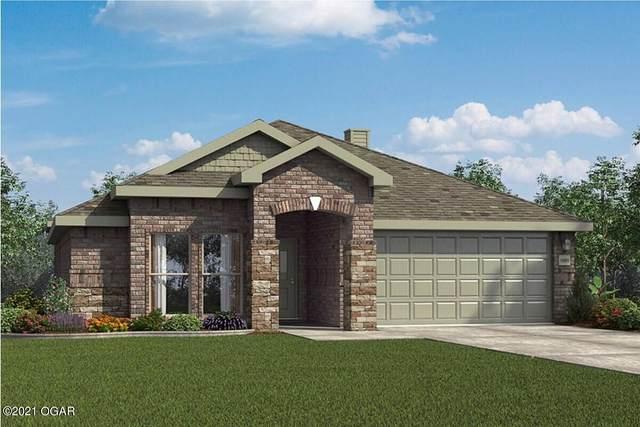 811 Delaney Drive, Carl Junction, MO 64834 (MLS #210854) :: Davidson Group