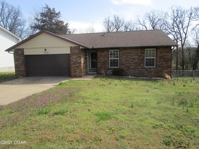 139 N Ozark Avenue, Joplin, MO 64801 (MLS #211172) :: Davidson Group