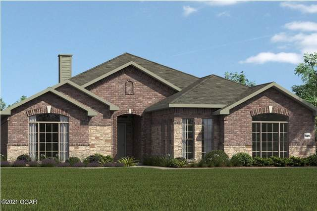 809 Delaney Drive, Carl Junction, MO 64834 (MLS #211220) :: Davidson Group