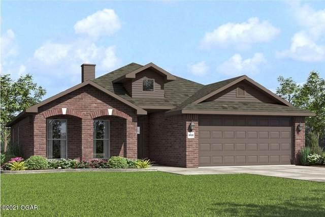 813 Delaney Drive, Carl Junction, MO 64834 (MLS #211223) :: Davidson Group