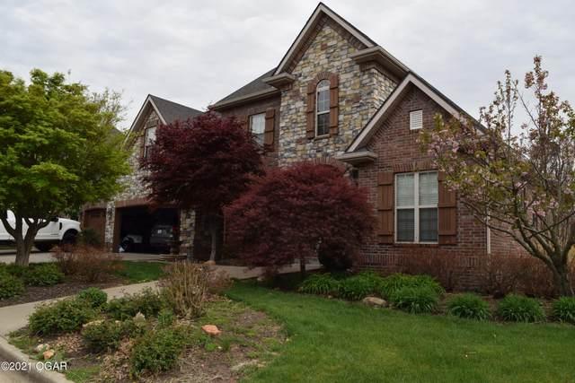 2820 E Ridgeview Drive, Joplin, MO 64801 (MLS #211540) :: Davidson Group