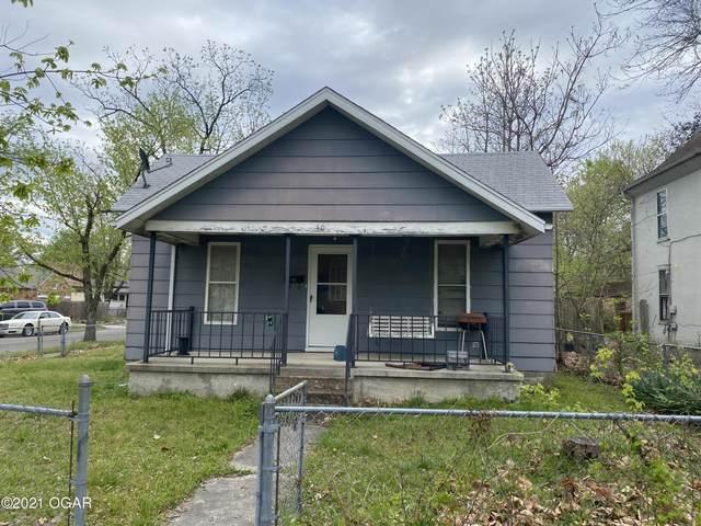 1401 S Jackson Avenue, Joplin, MO 64804 (MLS #211563) :: Davidson Group