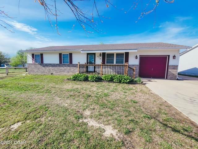 612 W 31st St Place, Baxter Springs, KS 66713 (MLS #211621) :: Davidson Group