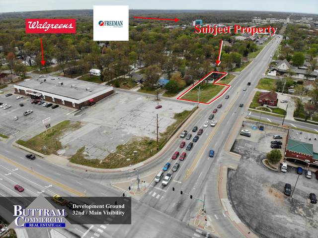 SWC 32nd St & Joplin Ave, Joplin, MO 64804 (MLS #211722) :: Davidson Group