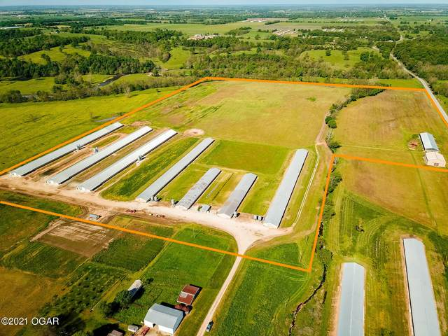 000 State Highway 97, Purdy, MO 65734 (MLS #212064) :: Davidson Group