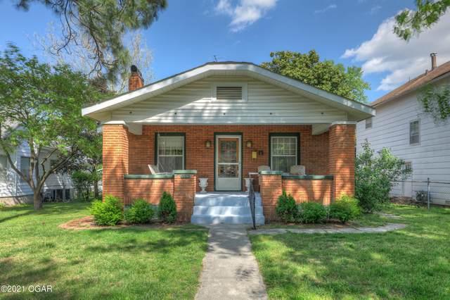 309 N Connor Avenue, Joplin, MO 64801 (MLS #212072) :: Davidson Group