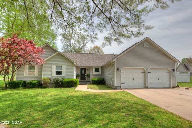 2106 Alison Street, Carthage, MO 64836 (MLS #212132) :: Davidson Group
