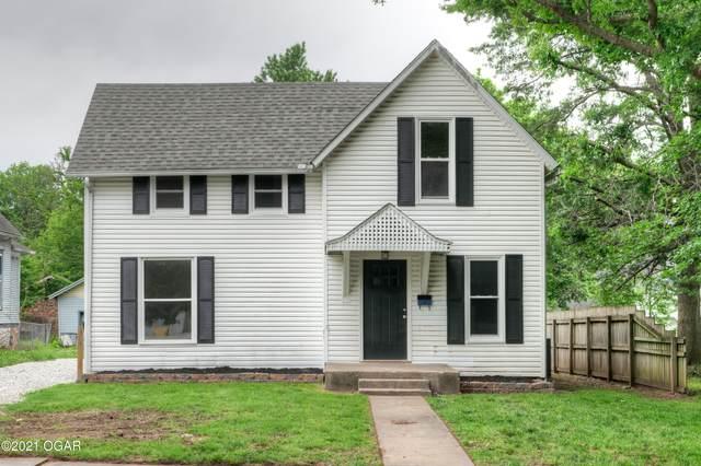 1409 S Maple Street, Carthage, MO 64836 (MLS #212554) :: Davidson Group