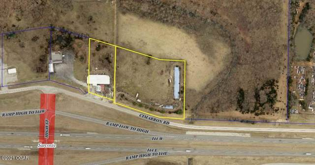 2503 - B Cimarron Road, Sarcoxie, MO 64862 (MLS #212737) :: Davidson Group