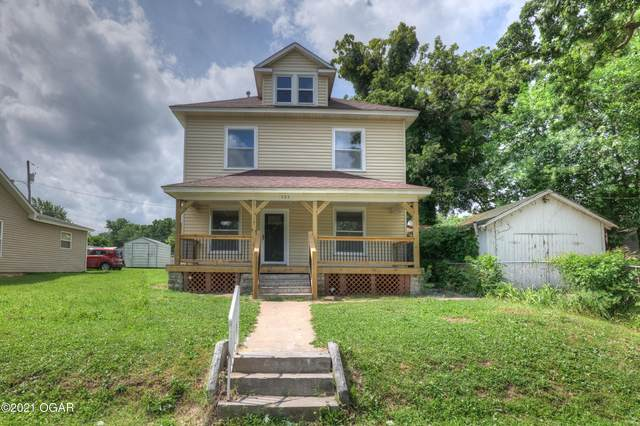 524 Olive Street, Carthage, MO 64836 (MLS #212747) :: Davidson Group
